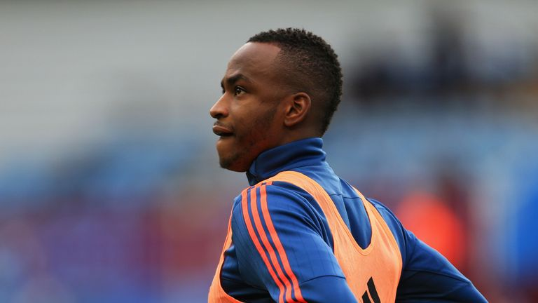 Saido Berahino has not been at his best for West Brom this season