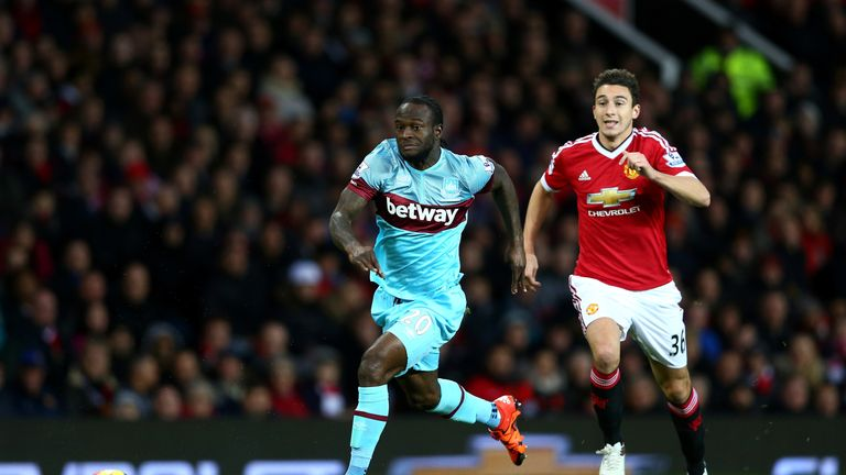 Moses has had three loan spells away from Chelsea at Liverpool, Stoke and West Ham