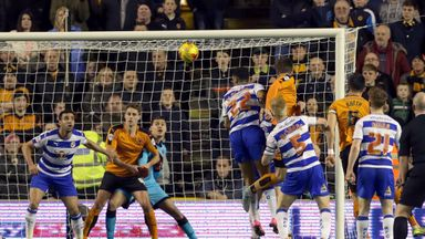 James Henry forced three good saves from home goalkeeper Ali Al Habsi