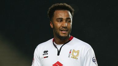 Nicky Maynard has been released by Milton Keynes Dons