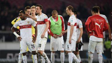 Stuttgart were relegated from the Bundesliga on Saturday afternoon