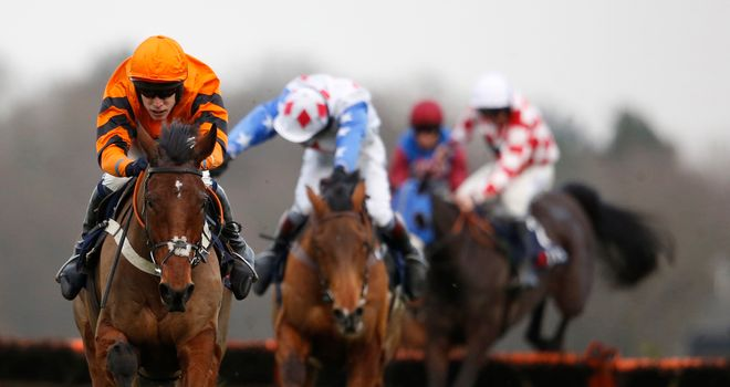 Thistlecrack isn't expected to be troubled by Cheltenham's undulations