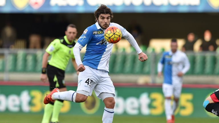 Chievo striker Alberto Paloschi could soon be a Swansea City player