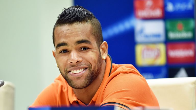 Alex Teixeira was wanted by Liverpool in the winter transfer window
