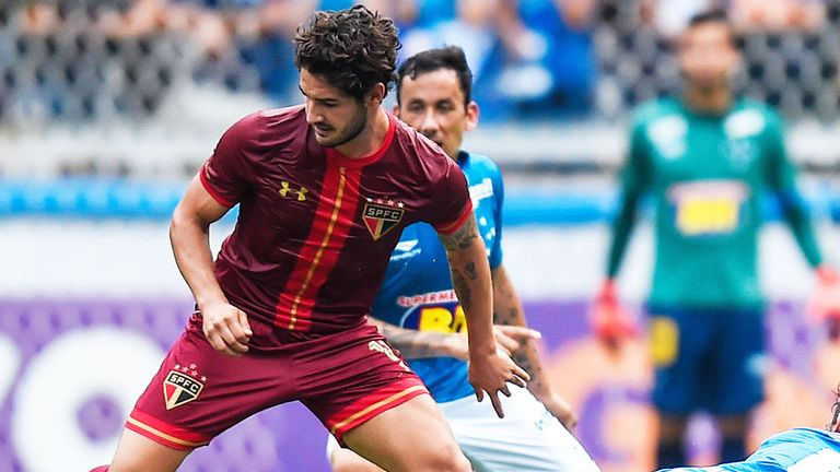 Alexandre Pato could be on his way to Chelsea