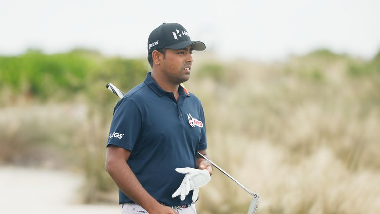Last year's champion Anirban Lahiri will return to defend his title at the Delhi Golf Club