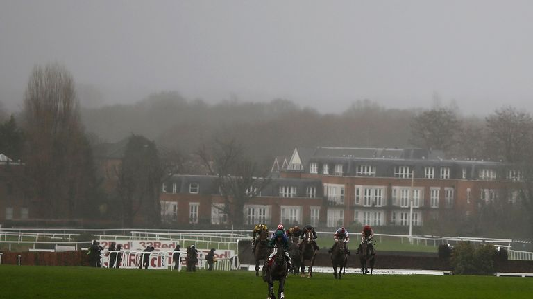 Sandown have called a precautionary inspection