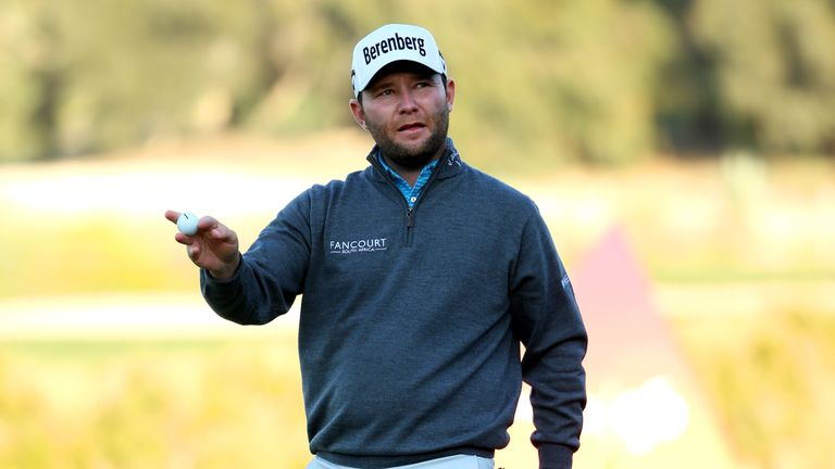 Branden Grace's last European Tour victory came in Doha last year