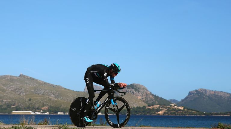 Chris Froome will be heading for Australia next month