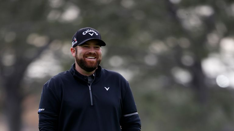 Colt Knost made one of the most unlikely birdies of his career on the third green