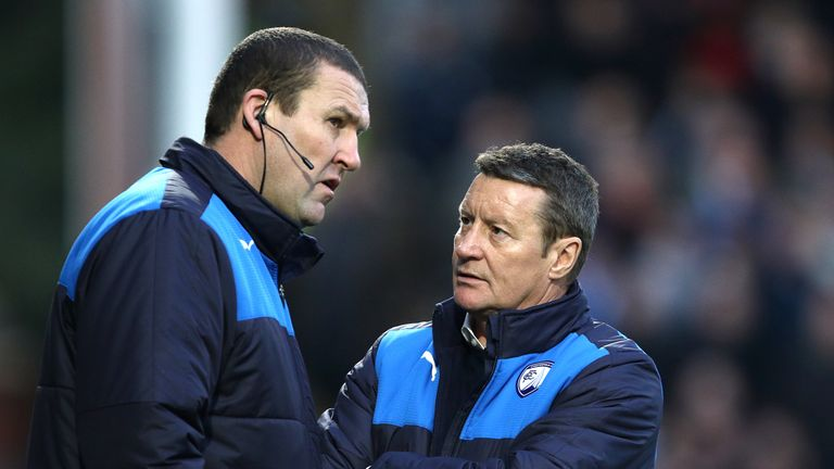 Danny Wilson (r): No new injury concerns