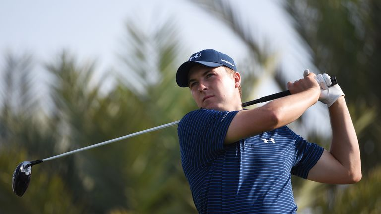 Jordan Spieth Off To Strong Start With First Round 67 In Singapore Golf News Sky Sports