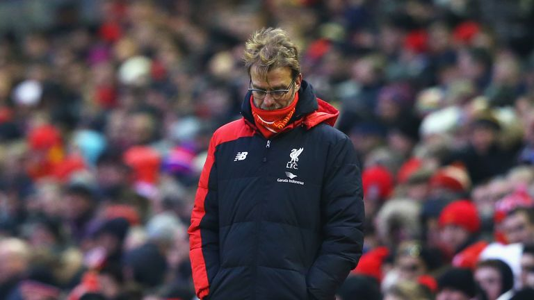 Jurgen Klopp faces his former club Borussia Dortmund