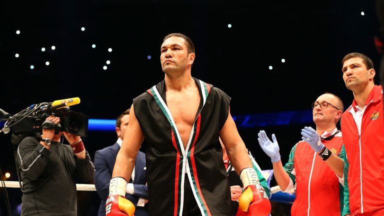 Kubrat Pulev is the man standing between Chisora and the European title