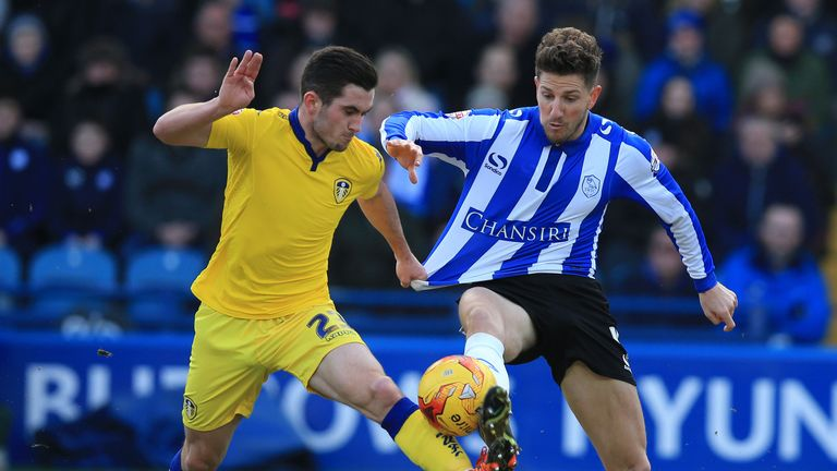 Sam Hutchinson (right): Faces a late fitness test
