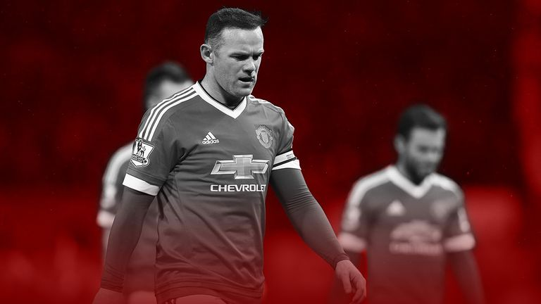 Manchester United are set to be without Wayne Rooney for six weeks