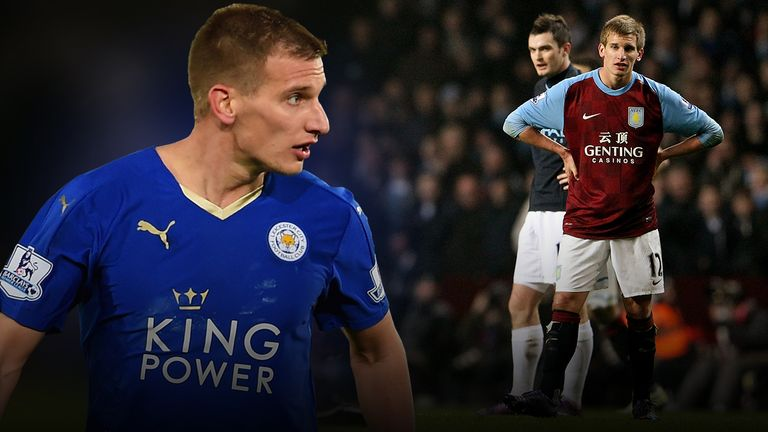 Marc Albrighton has emerged as a Premier League star at Leicester City