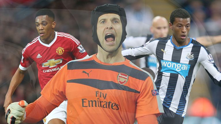 Martial, Cech or Wijnaldum - who is the best signing of the season?