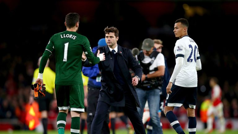 Pochettino's managerial methods have received hefty praise