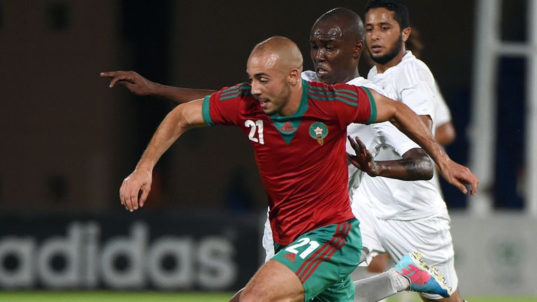 Morocco wide man Nordin Amrabat could make his first appearance for Watford at home to Newcastle on Saturday