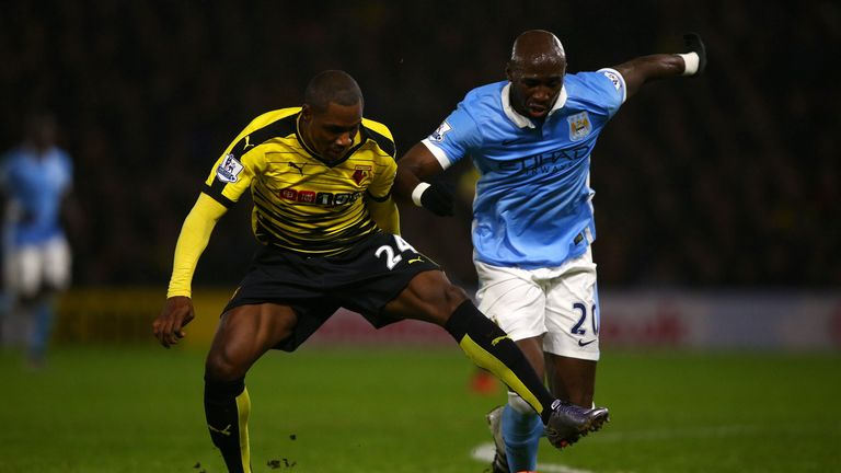 Odion Ighalo failed to convert Watford's dominance into goals