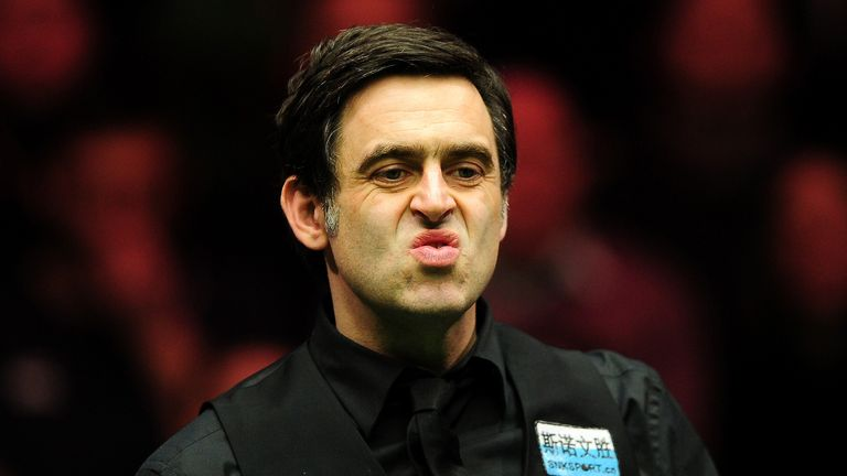 Ronnie O'Sullivan looking at legacy and not number of titles