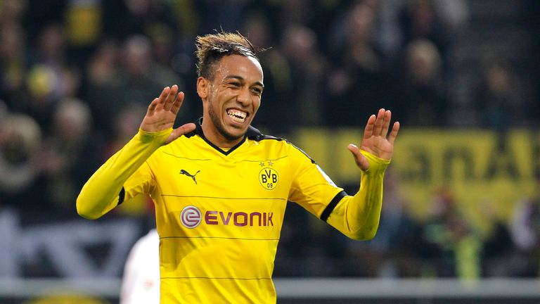 Aubameyang has scored 30 goals in all competitions this season