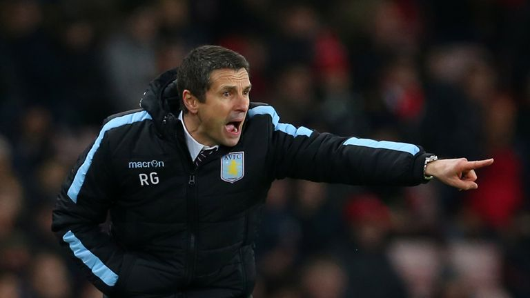 Remi Garde is not getting away with the recent win over Norwich