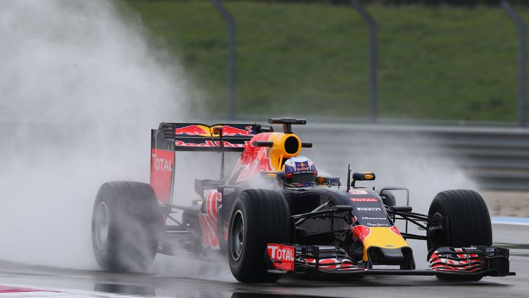 f1 testing paul ricard hosts two day wet weather tyre test f1 news. Black Bedroom Furniture Sets. Home Design Ideas