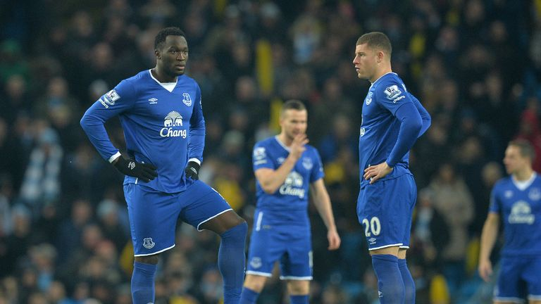 Everton have been in poor form in the Premier League recently