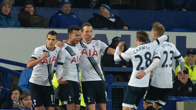 Tottenham can challenge for the title this season, according to Graeme Souness