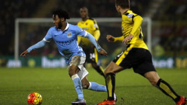 City won at Watford in their last away league game
