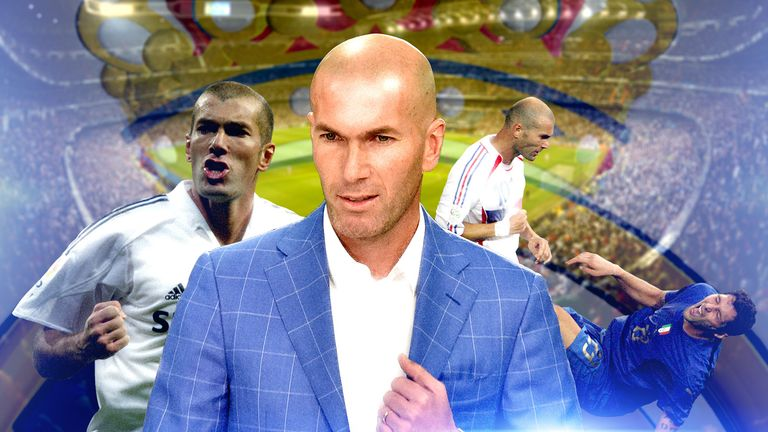 Can Zinedine Zidane match his playing achievements in the world of management?