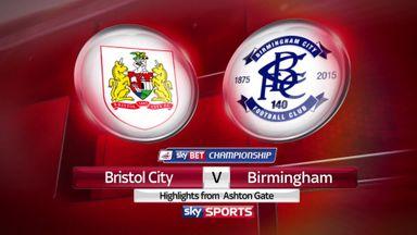 Bristol City 0-0 Birmingham
