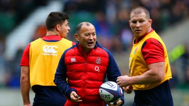 Hartley says his side will target Sergio Parisse