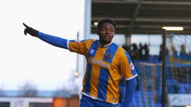Jean-Louis Akpa Akpro: Has joined Yeovil on loan