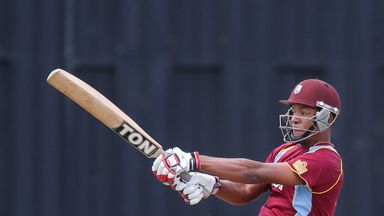 Kieran Powell has been included in West Indies' training squad ahead of their ODI series with England