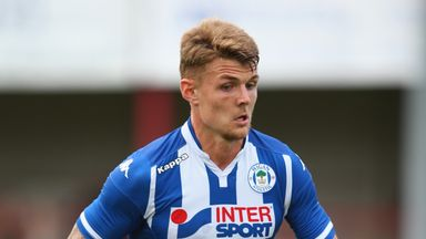 Max Power's performances have seen him win the PFA Fans' Player of the Month for January in League One