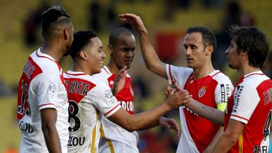 Helder Costa scored for Monaco