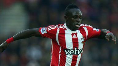 Sadio Mane is having a medical at Liverpool