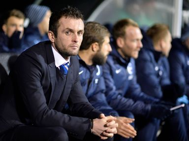 Nathan Jones: Pleased to bring Glen Rea back to Luton