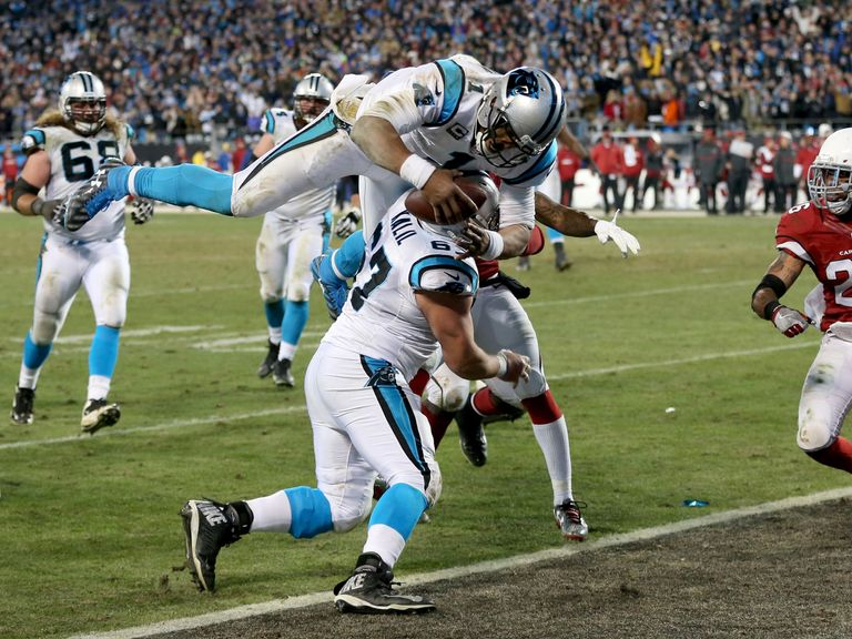 NFC Championship Game 2016: Final Score, Highlights from Cardinals vs. Panthers
