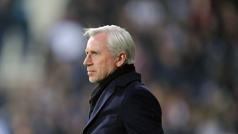 McArthur hopes to give Alan Pardew another midfield option in the final weeks of the campaign