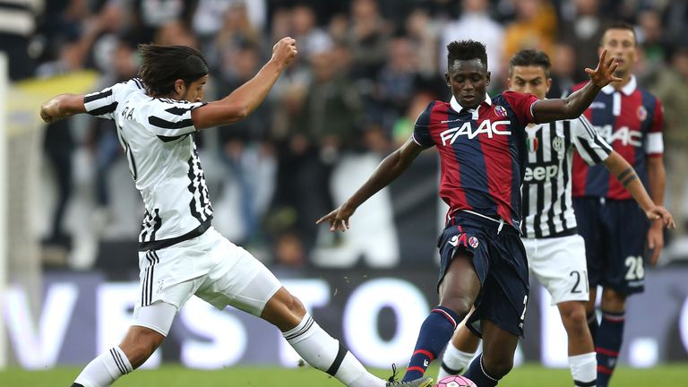 Amadou Diawara has impressed for Bologna this season