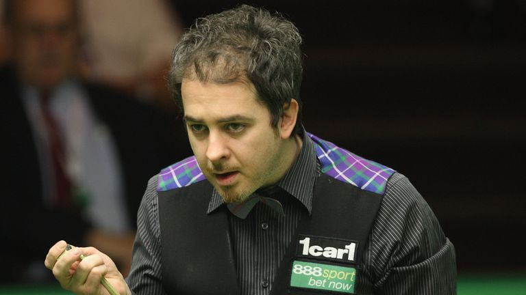 Anthony Hamilton Snooker