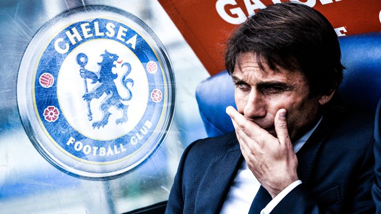 Conte is reportedly set to join Chelsea after Euro 2016