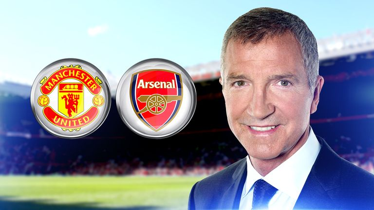 Graeme Souness expects Arsenal to beat Man Utd on Sunday