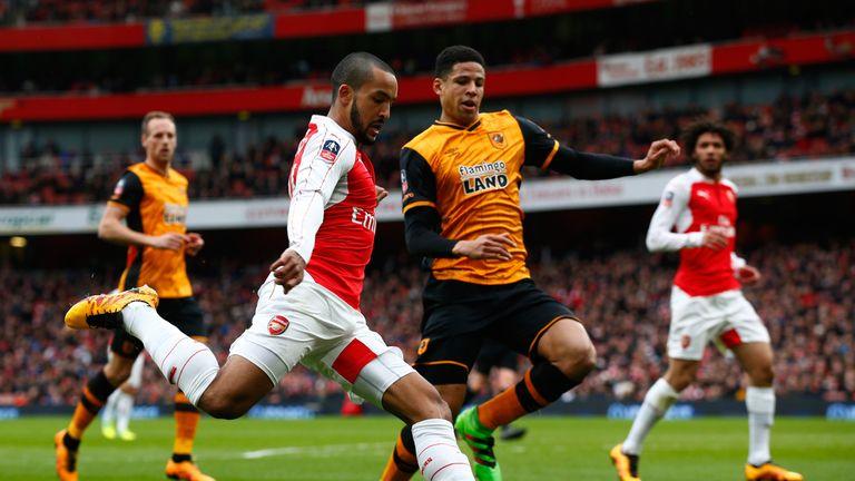 match report hull city vs arsenal 08 mar 2016