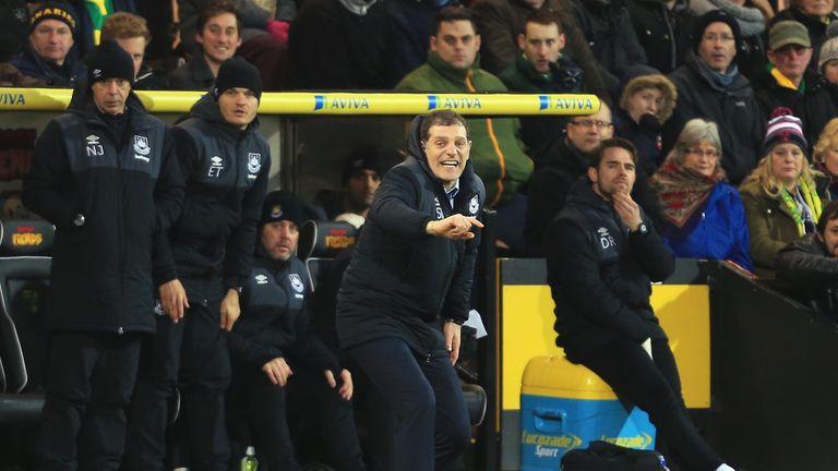 Slaven Bilic has praised the job Allardyce did at West Ham