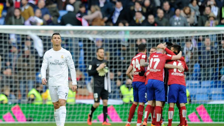 Cristiano Ronaldo caused controversy with his comments about team-mates